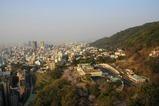 クラウンプラザ神戸からの眺め