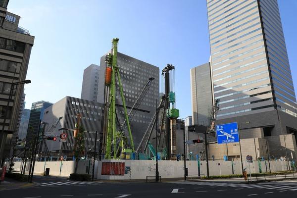虎ノ門二丁目地区第一種市街地再開発事業