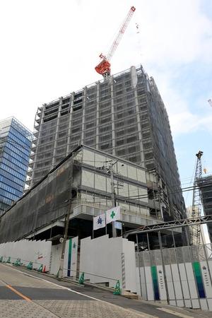 ホテルオークラ東京 新本館 高層棟