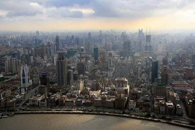 摩天楼都市 上海