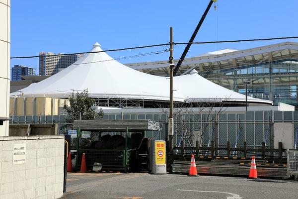 高輪ゲートウェイ駅前イベント空間