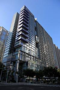 「Leeden Hotel Guangzhou」の外観