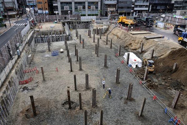 浜松町二丁目地区第一種市街地再開発事業