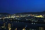 旭ロイヤルホテルからの夜景