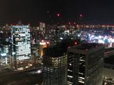 丸ビルからの夜景