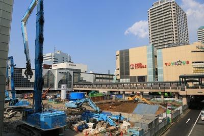 府中駅南口第一地区市街地再開発事業