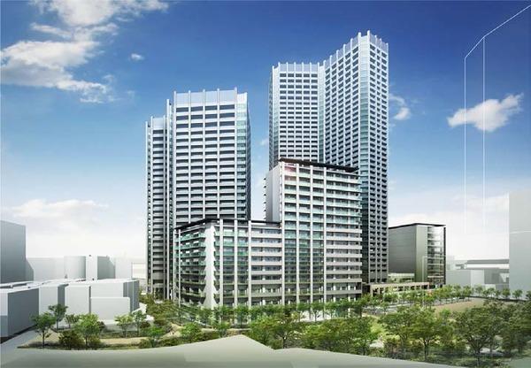 三田小山町西地区第一種市街地再開発事業