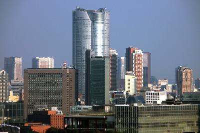 住友不動産 西新宿ビルからの眺め