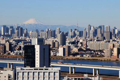 摩天楼都市 東京