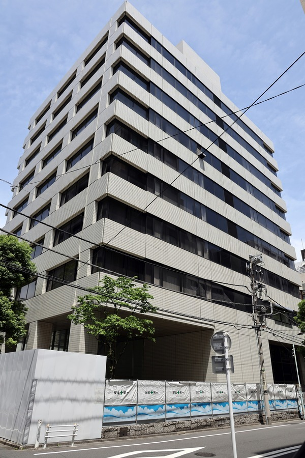 電通築地第三ビル