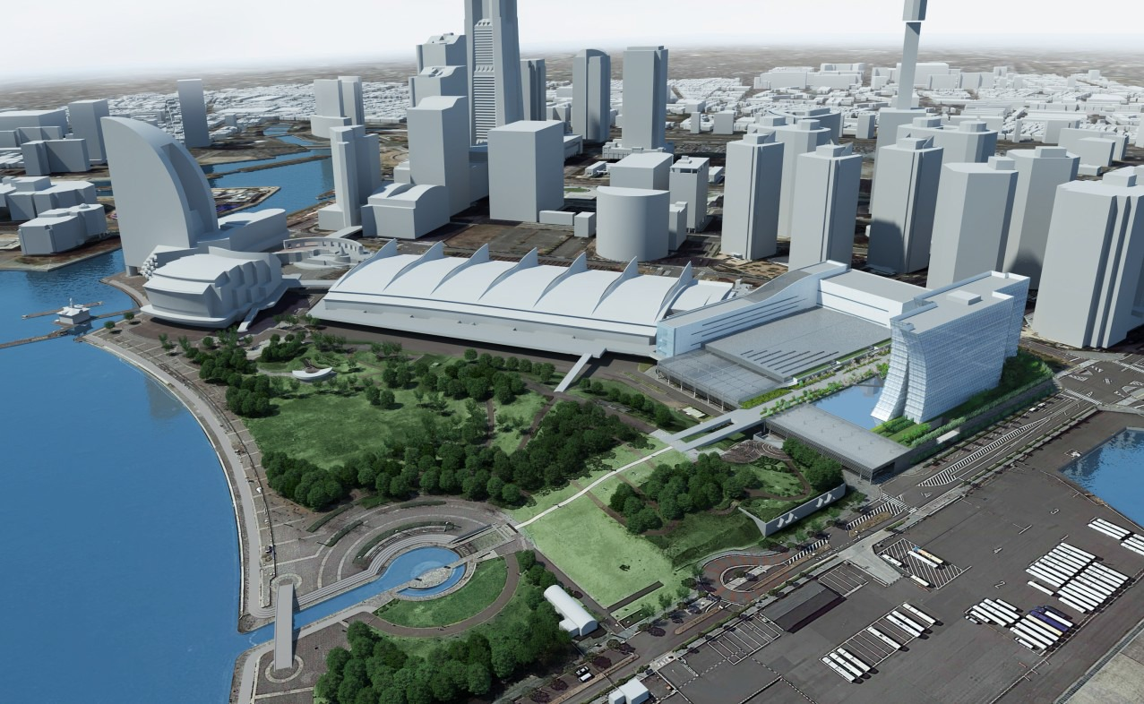 「横浜ベイコート倶楽部(仮称)」と「MICE施設」を建設 ...