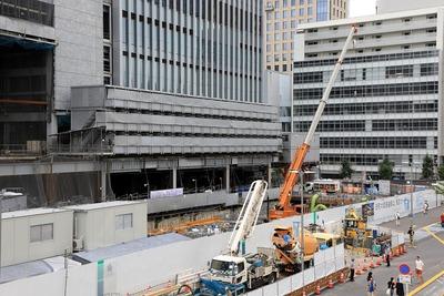 田町駅前東口地区第一種市街地再開発事業