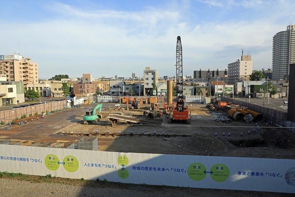 北3東11周辺地区第一種市街地再開発事業 A街区