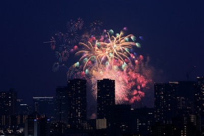 第27回東京湾大華火祭