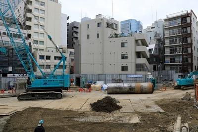 (仮称)千代田区飯田橋四丁目計画 新築工事