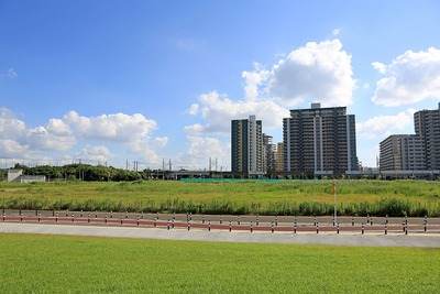 幕張新都心若葉住宅地区計画(B-4街区)