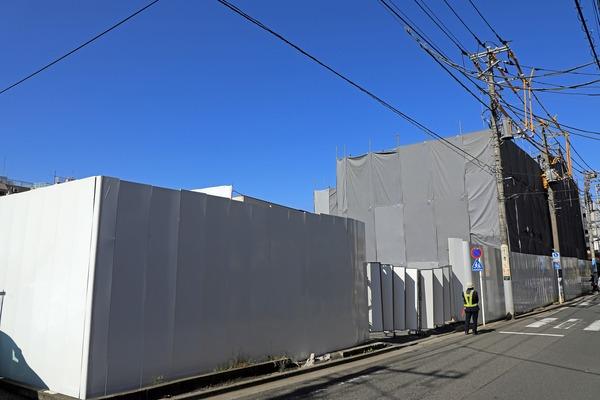 大山町クロスポイント周辺地区第一種市街地再開発事業 A街区