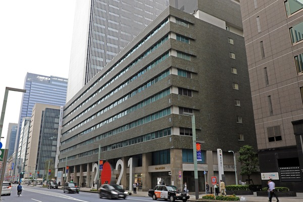 戸田建設本社ビル