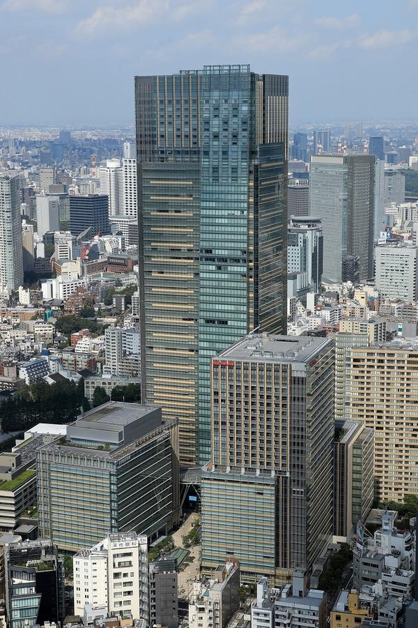 東京ミッドタウン ミッドタウン・タワー