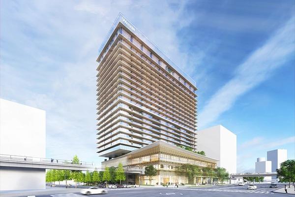 ウェスティンホテル横浜 外観イメージ