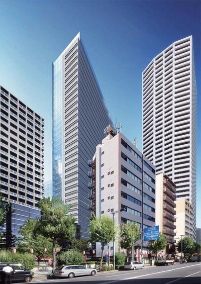 (仮称)住友不動産 西新宿六丁目計画