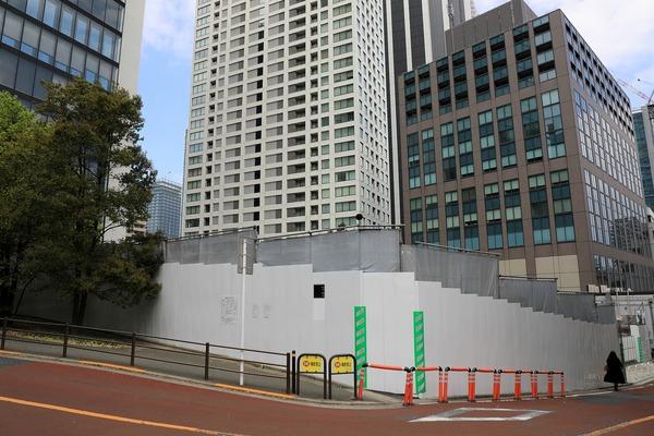(仮称)港区虎ノ門四丁目計画