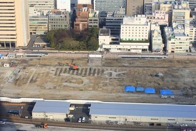 大阪・梅田北ヤード再開発 Bブロック北