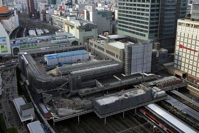 新宿交通結節点
