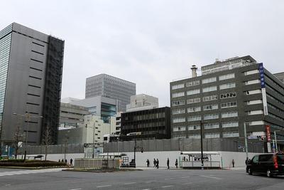 京橋一丁目東地区