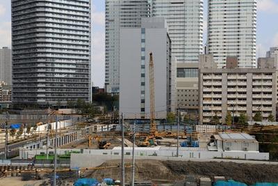 (仮称)晴海三丁目西地区第一種市街地再開発事業計画 B街区