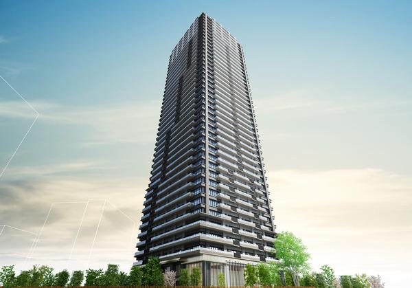 NAGOYA the TOWER 建物外観完成予想CG