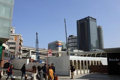 (仮称)横浜駅西口駅ビル計画