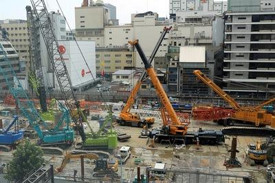 (仮称)日本橋二丁目地区北地区新築工事