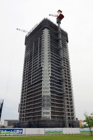 幕張ベイパーク クロスタワー