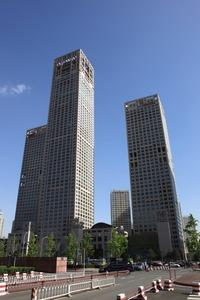 北京銀泰センタービル2