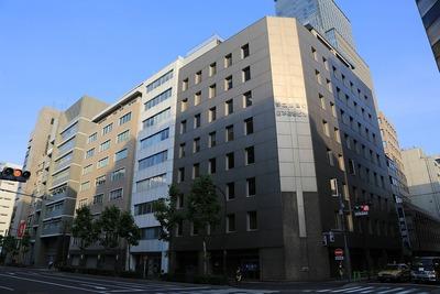 日本橋室町三丁目地区第一種市街地再開発事業の計画地