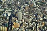 空撮 板橋ビュータワー