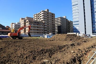(仮称)花咲町6丁目地区新築工事
