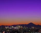 トワイライト富士-1280-1024