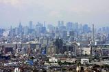 I-linkタウンいちかわ ザ タワーズ イーストからの眺め