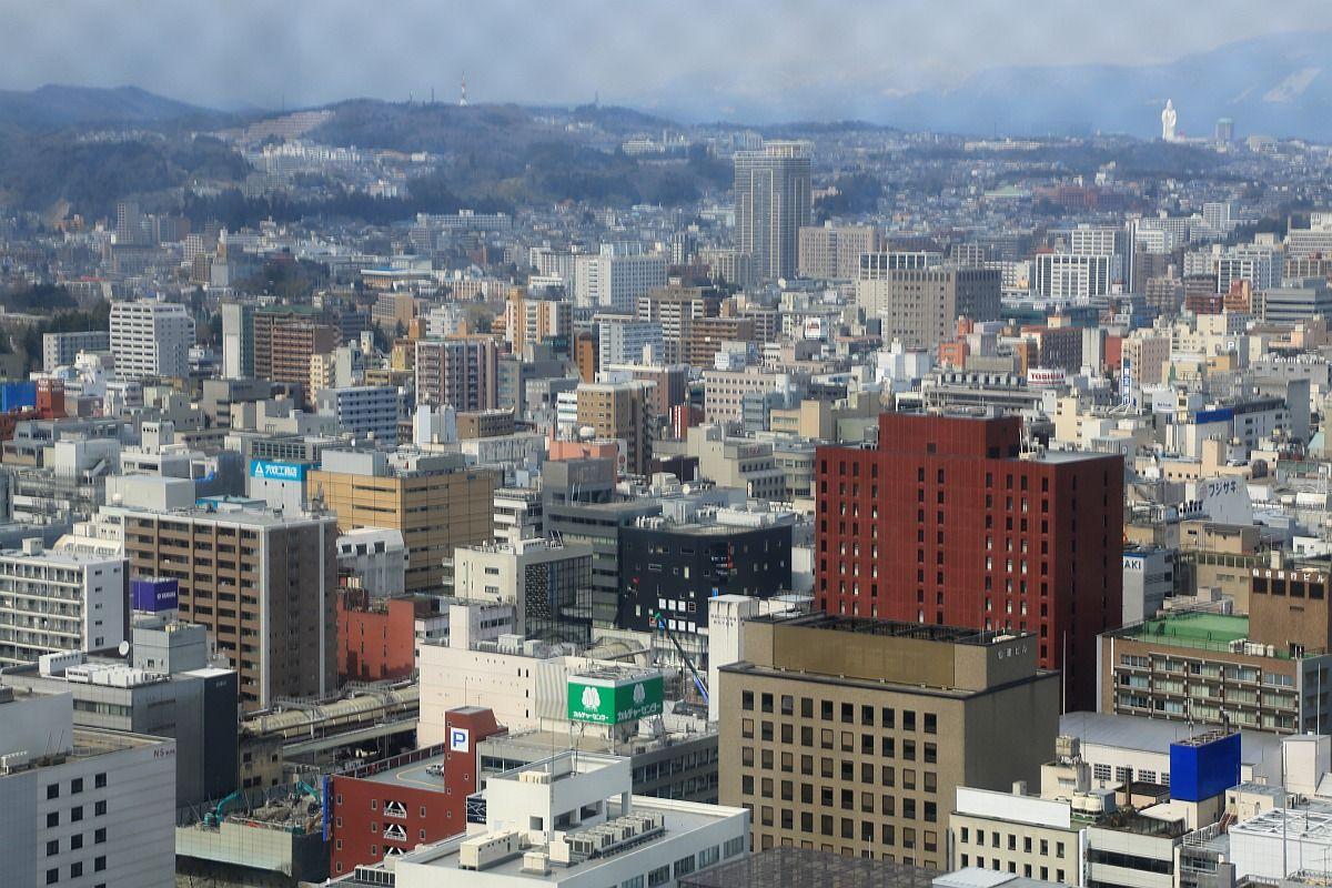 仙台で建設される22階建てのタワ...