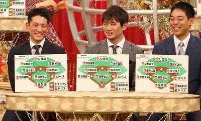 涌井秀章さん「セリーグでベストナインを選ぶならショートは倉本」