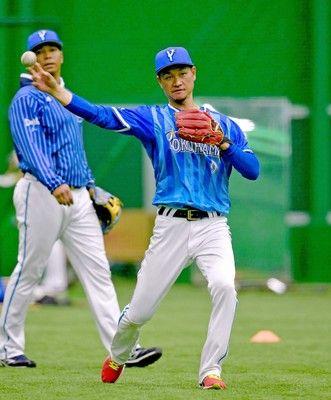 【横浜DeNA】大和 打率.227本塁打0打点10失策7