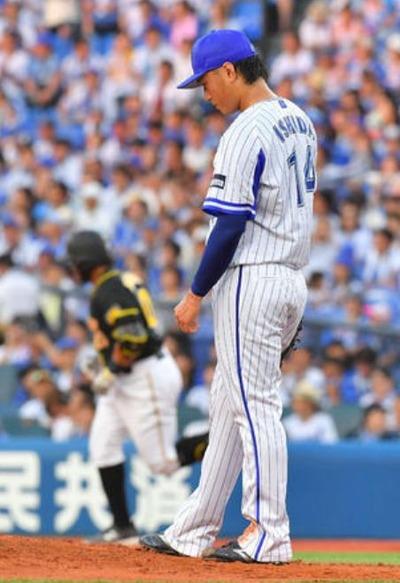 ラミレス「石田は今後リリーフとして使う可能性はある。リリーフとしては非常にいい投球を見せていた」