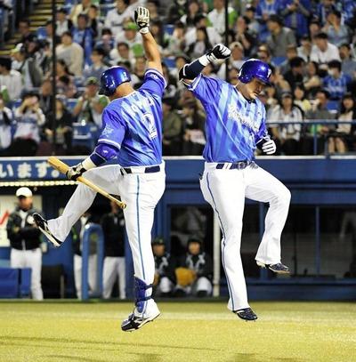 横浜DeNAベイスターズは本当にHRでしか点が取れないのか
