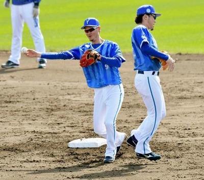 今のところ内野手で一番安定してヒット打ってるのが倉本寿彦さんな件