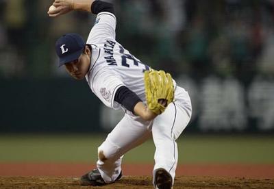西武牧田、メジャー意欲「(向こうは)野球に集中できる環境だった」
