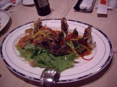 中国料理紅花樓料理2