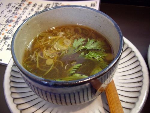 拉麺二段つけ汁