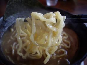 拉麺二段麺